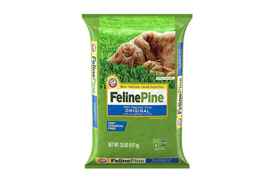 Feline Pine Original Kitty Litter