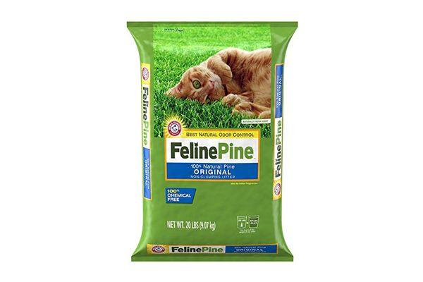 Feline Pine Original Kitty Litter