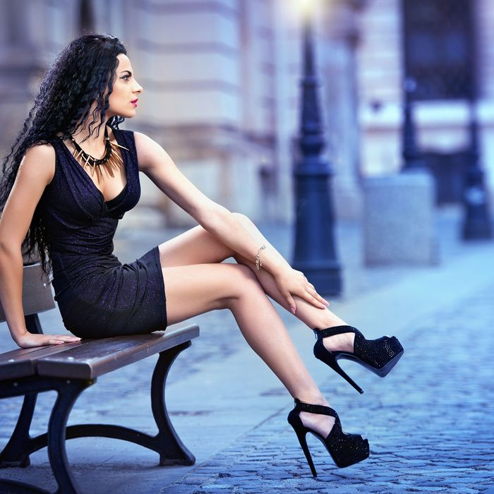 Can Smart Women Wear High Heels?