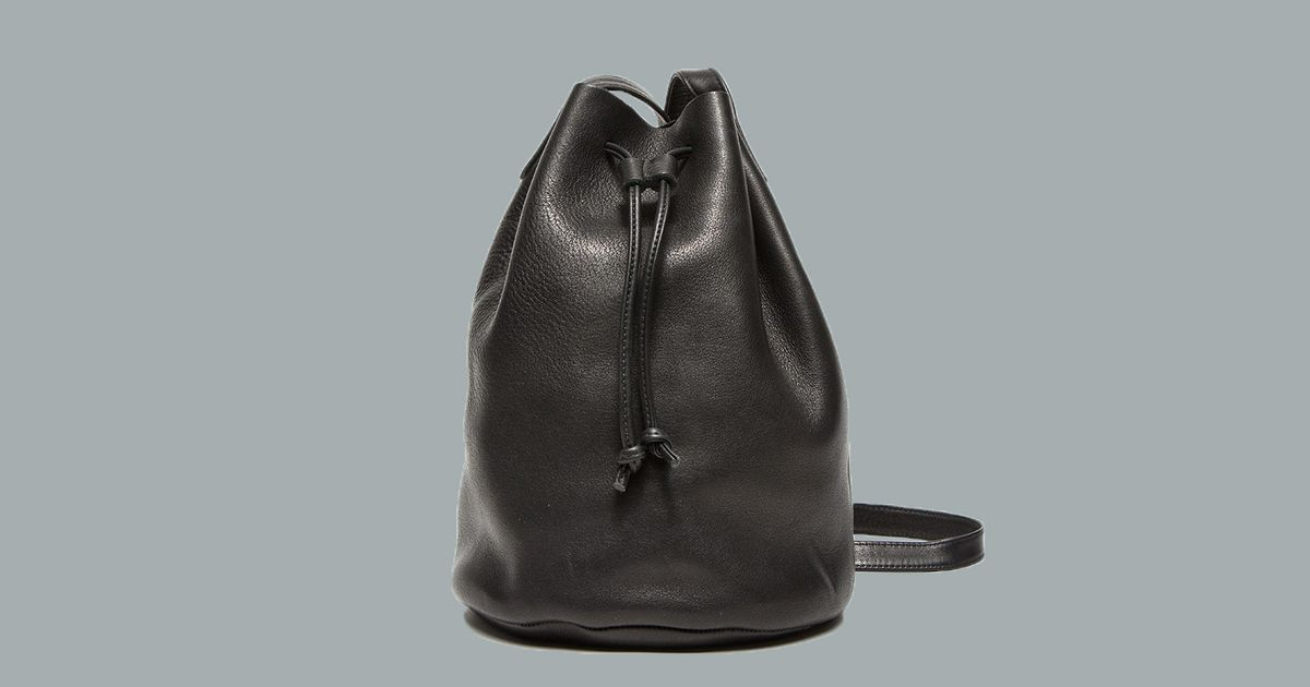 80a5bacf61 The Best Handbag Goes to the Baggu Leather Purse