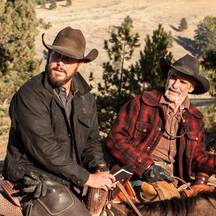 Yellowstone' Recap Season 1, Episode 4: 'Long Black Train'