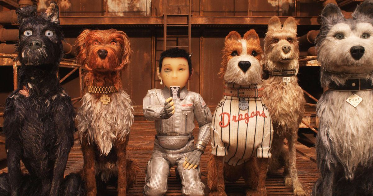 Isle of Dogs Should Make You Howl With Joy
