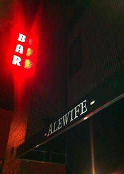 Alewife's LIC exterior.