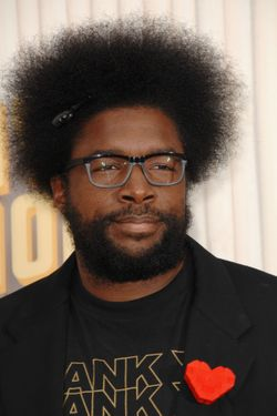 Questlove==SPIKE TV'S 2013 GUYS CHOICE AWARDS==Sony Studios, Culver City, CA==June 08, 2013.