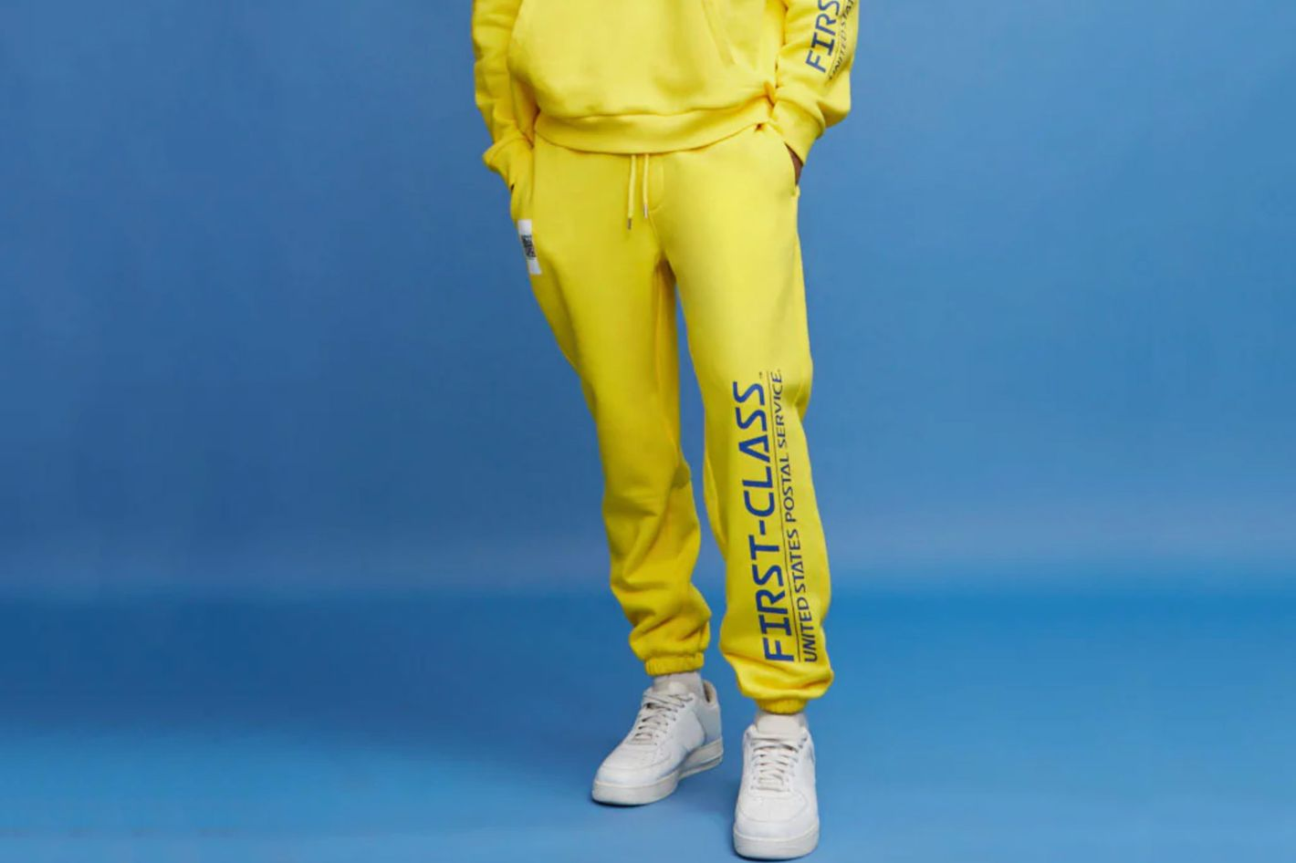 e66ad5fdaf Forever 21 USPS First-Class Joggers