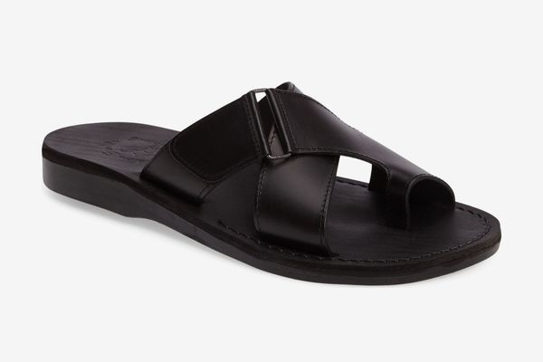 Jerusalem Sandals Asher Slide Sandals