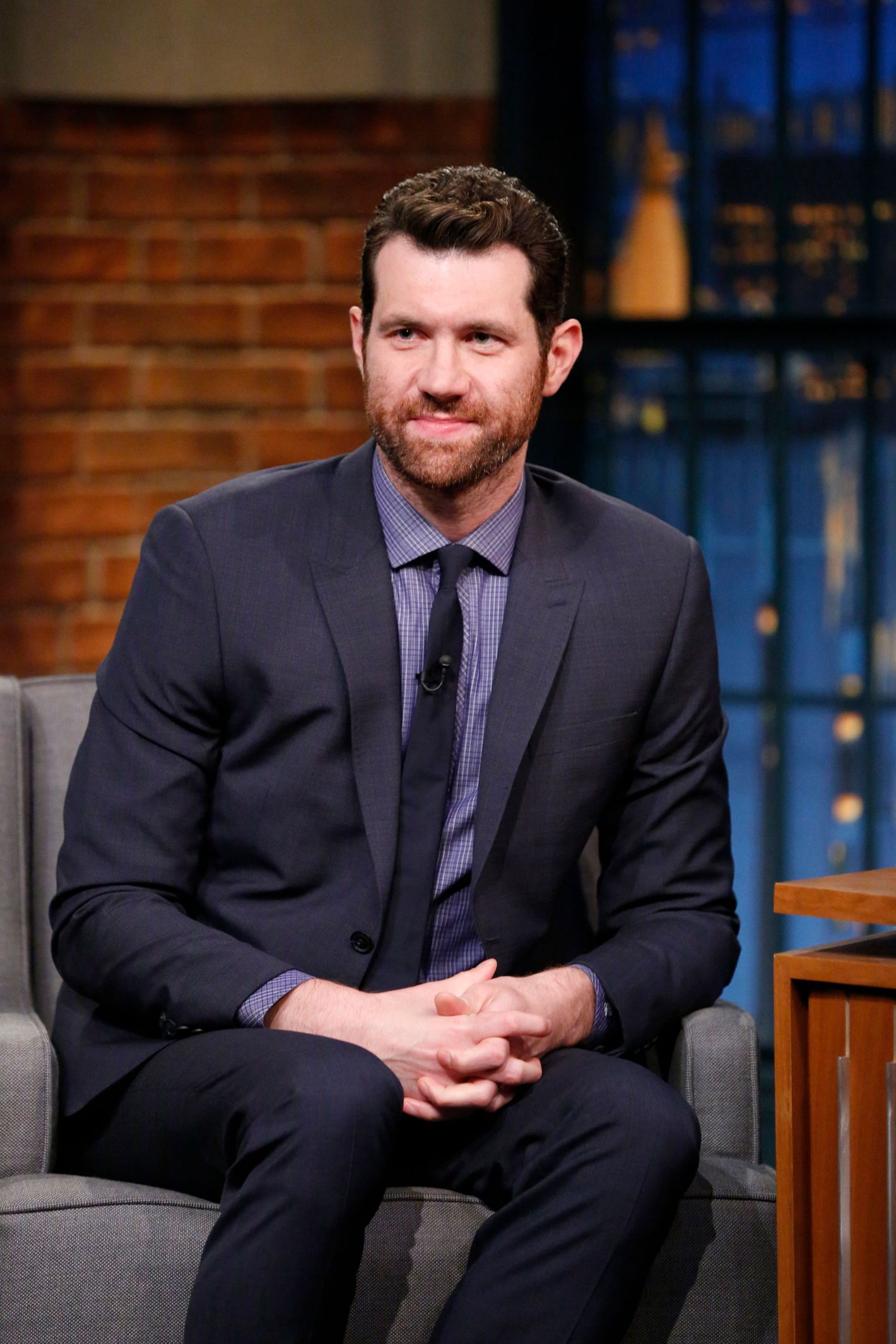 When Did Billy Eichner Become a Total Hunk?
