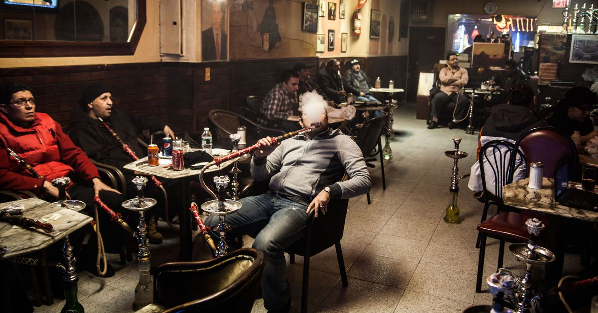 hookah bars may soon be a lot tougher to find