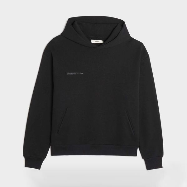 Pangaia Heavyweight Recycled-Cotton Hoodie
