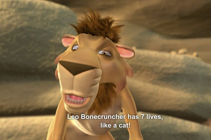 The Nightmare World Of Leo The Lion Netflix S Worst Movie