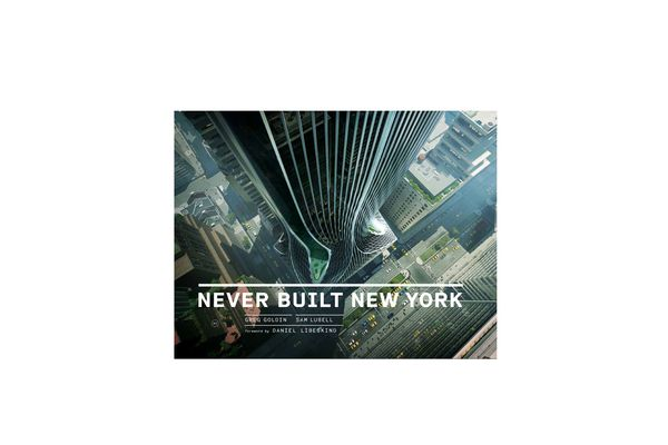 Never Built New York, by Greg Goldin