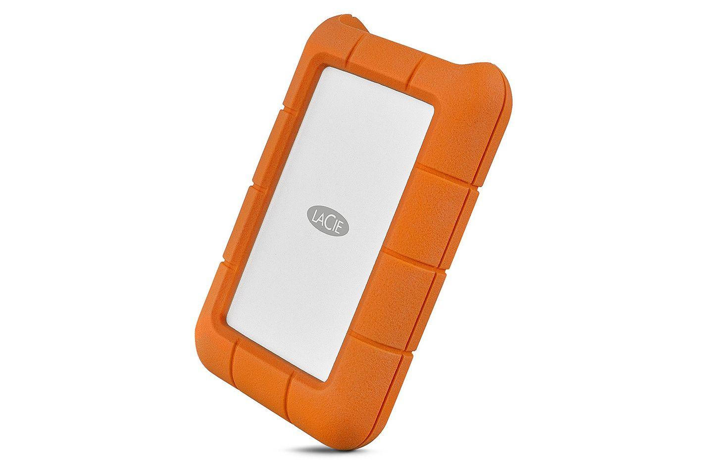 lacie 4-terabyte external hard drive