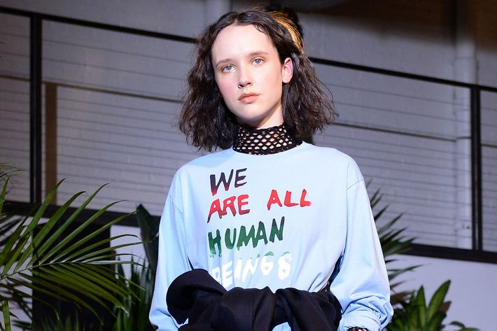 All The Political Statements Made During New York Fashion Week