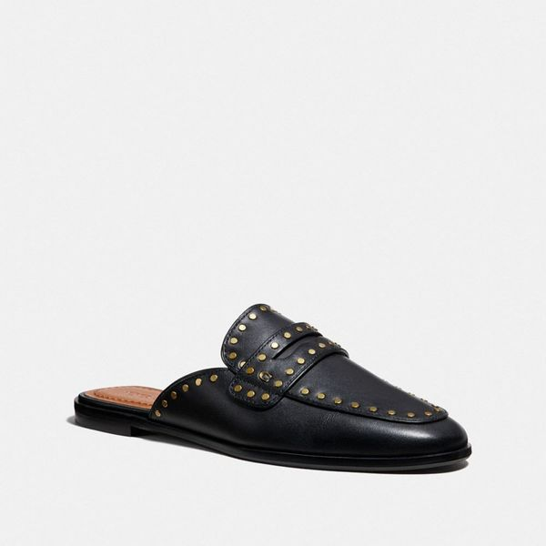 black coach faye loafer coach-summer-sale