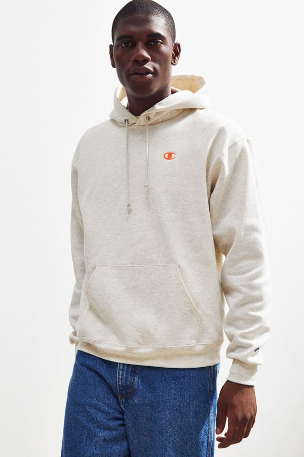 Champion UO Exclusive Neon Stacked Hoodie Sweatshirt