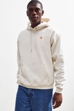Champion UO Exclusive Neon Stacked Hoodie Sweatshirt