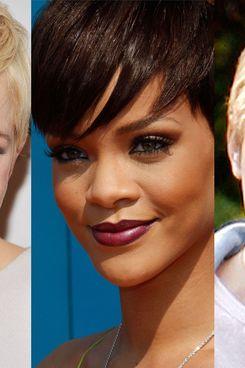 Michelle, Rihanna, Dakota.
