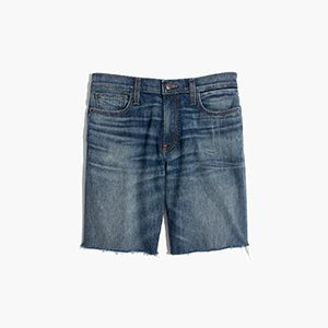 9-Inch Denim Shorts