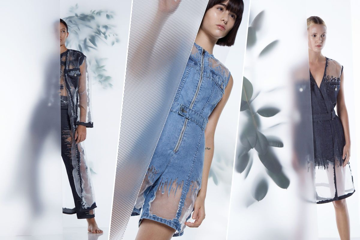 Diesel Partnered Up With Faustine Steinmetz on Some Surreal Denim 486d27d499c3