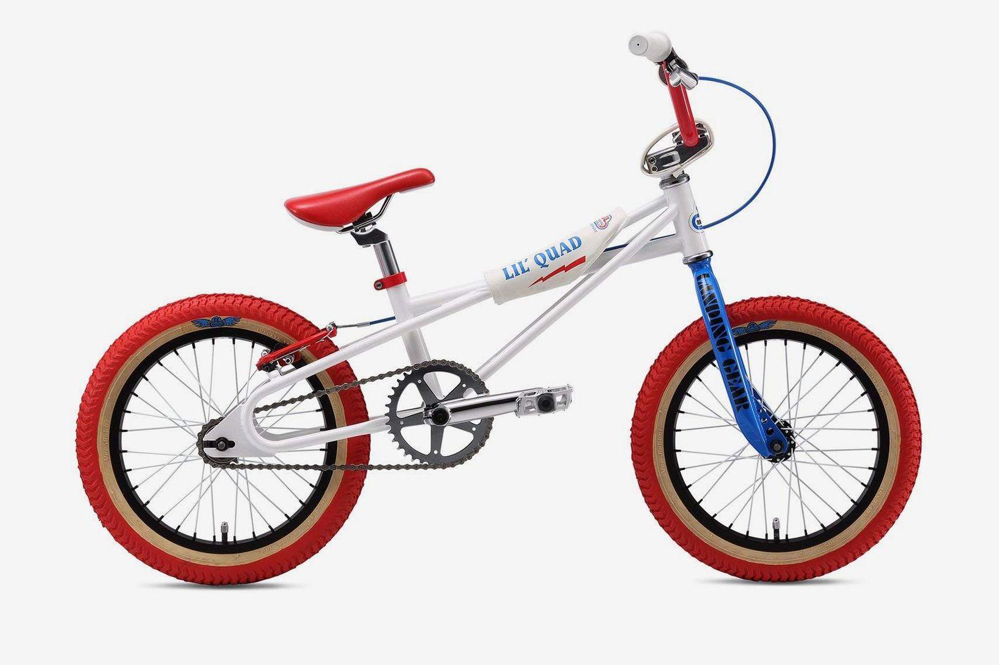 "SE Lil' Quad 16"" BMX Bike"