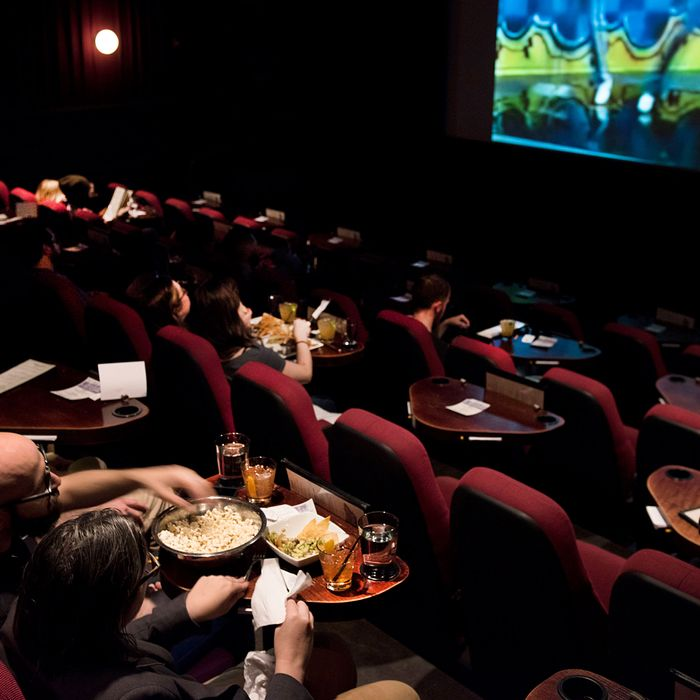 The Absolute Best Dine In Movie Theater In Nyc