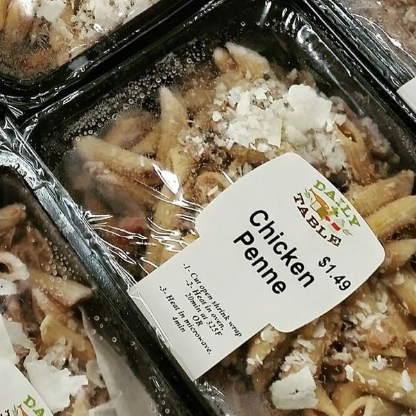 This Expired-Food Supermarket Could Be a Food-Waste Game-Changer