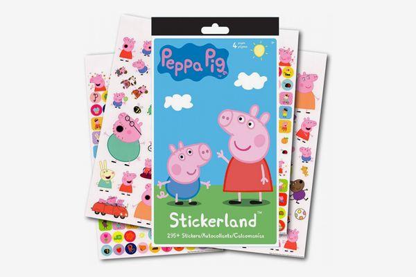 Stickerland Peppa Pig Stickers