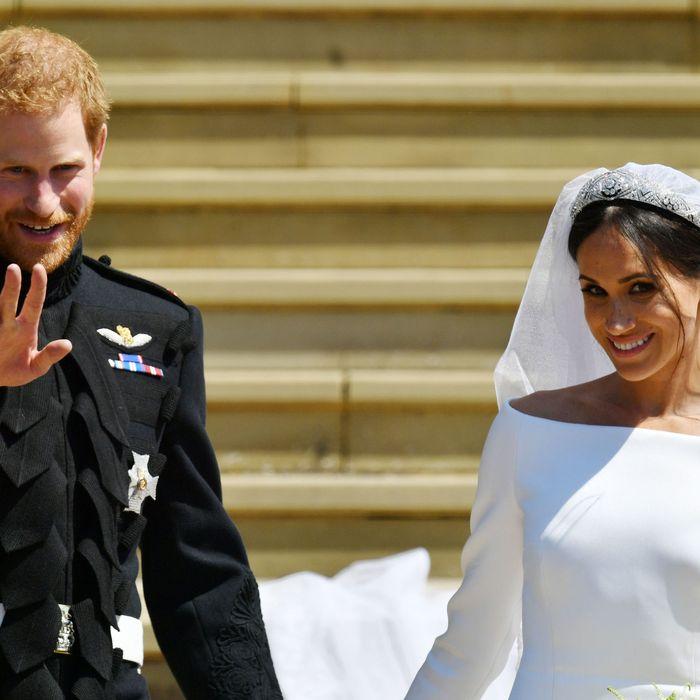 meghan and harry post new royal wedding pics on anniversary and harry post new royal wedding pics