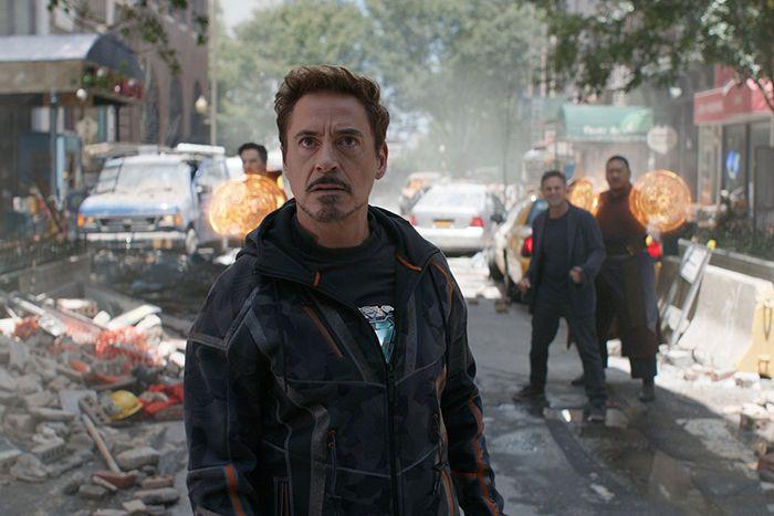 RIP Tony Stark. Just kidding But ... maybe?