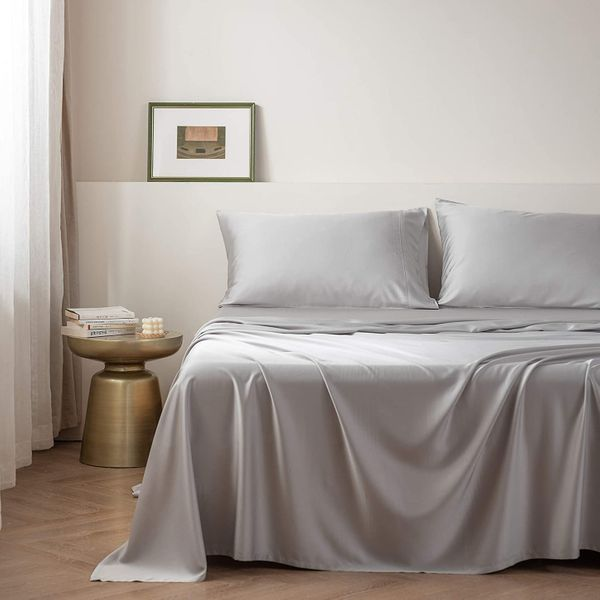 Roore Silver Infused Bamboo Bed Sheet Set