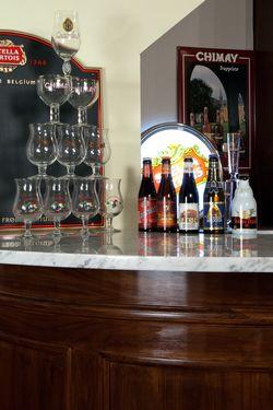 Bring on the Belgian beer.