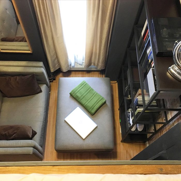 Craigslist Ny Studio For Rent: How To Live In A 150-Square-Foot Studio
