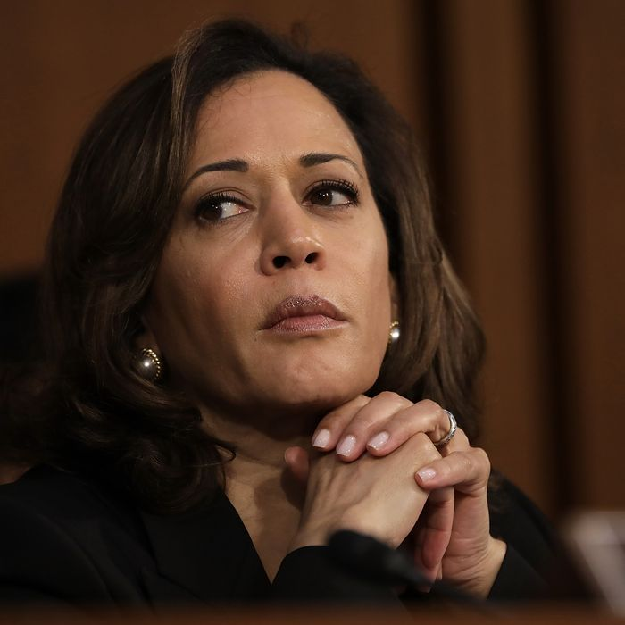 Kamala Harris Is Building A Network For Black Candidates