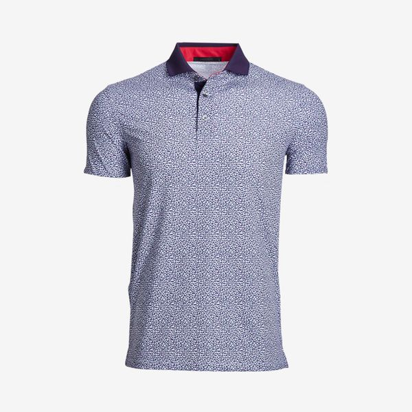 Greyson Wolfpack Knit Polo