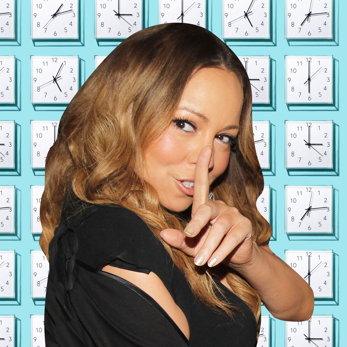 It Might Be Time To Embrace Mariah Carey S Concept Of Time
