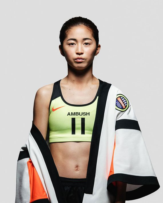 Vegetación vestir motor  Nike Reveals Four Women World Cup Collaborations