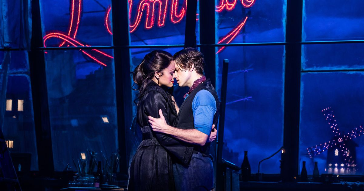 A Complete List of All the Songs in Broadway's Moulin Rouge!