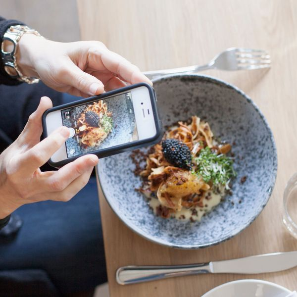 Inside the World of Pay-for-Play Food Instagramming