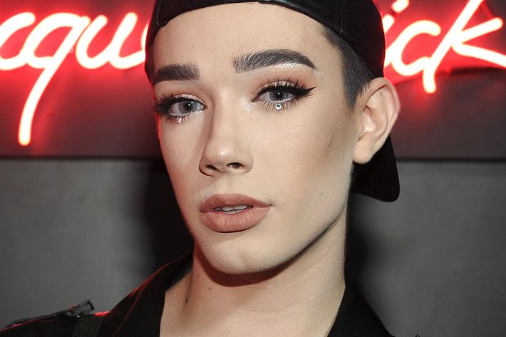 CoverGirls James Charles Photo Donato Sardella Getty Images For Dior Beauty
