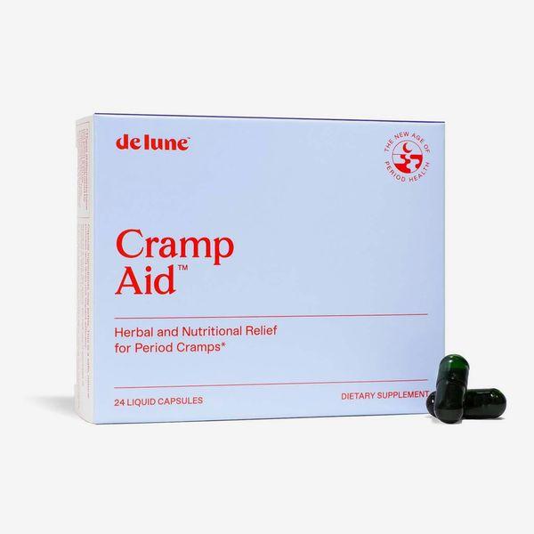 De Lune Cramp Aid