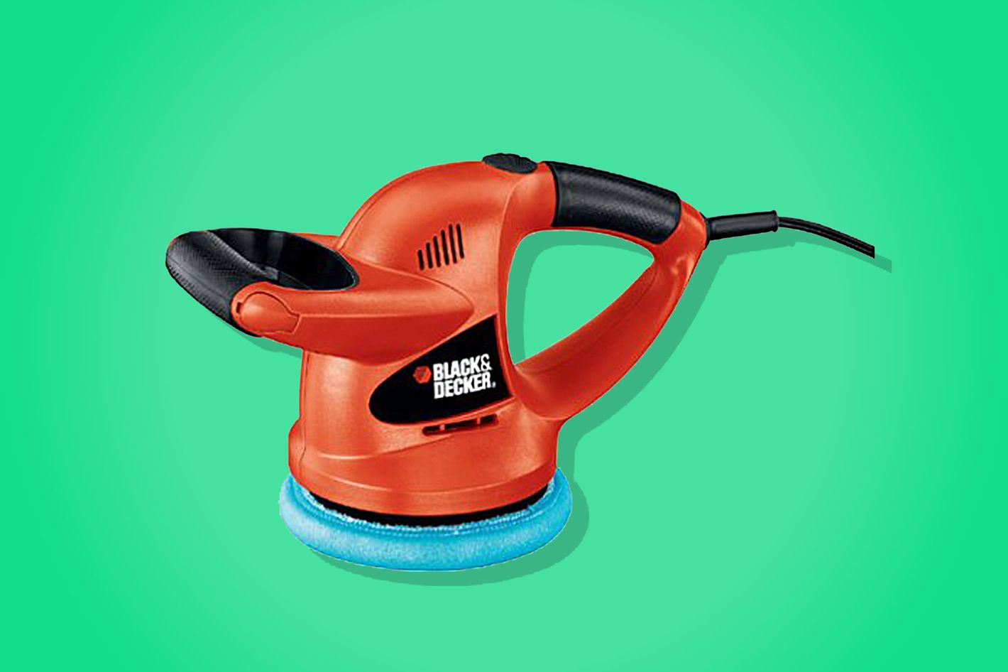 Black & Decker WP900 Random Orbit Waxer/Polisher