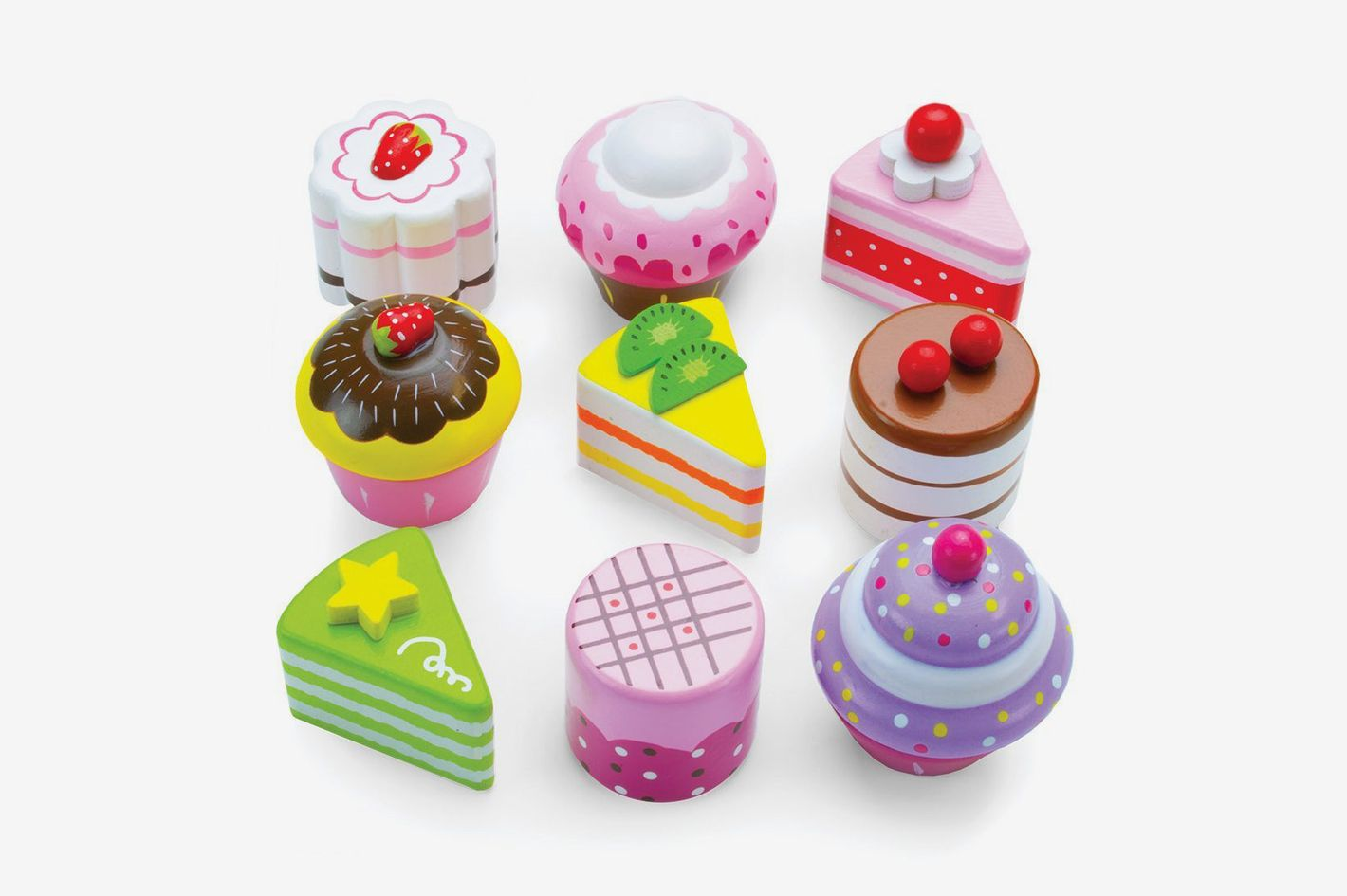 Wood Eats! Delectable Desserts Petit Fours (9pcs.)