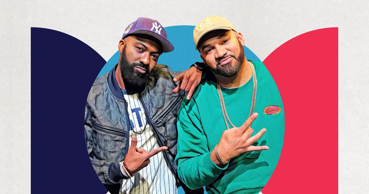 Desus and Mero Are Ready for All the Awards You Got