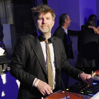 James Murphy==Volkswagen, MoMa and MoMa PS1 Host an After Party Featuring a Special Live Musical Performance==MoMa, NYC==May 23, 2011
