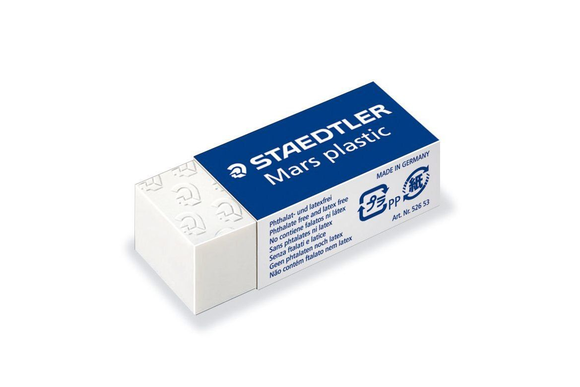 Staedtler Erasers, Pack of 4