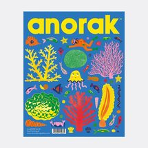 Anorak Magazine (Year Subscription)