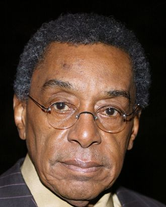 BEVERLY HILLS, CA - DECEMBER 1: Producer Don Cornelius attends the Sixth Annual Family Television Awards at the Beverly Hilton Hotel on December 1, 2004 in Beverly Hills, California. (Photo by Frederick M. Brown/Getty Images) *** Local Caption *** Don Cornelius
