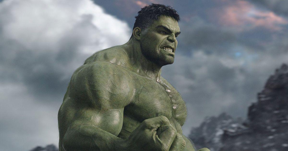 Thor: Ragnarok Has a Hulk Nude Scene, a First for Marvel