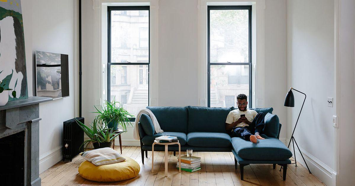 10 Best Flat Pack Sofas Campaign Joybird Burrow 2020 The Strategist New York Magazine