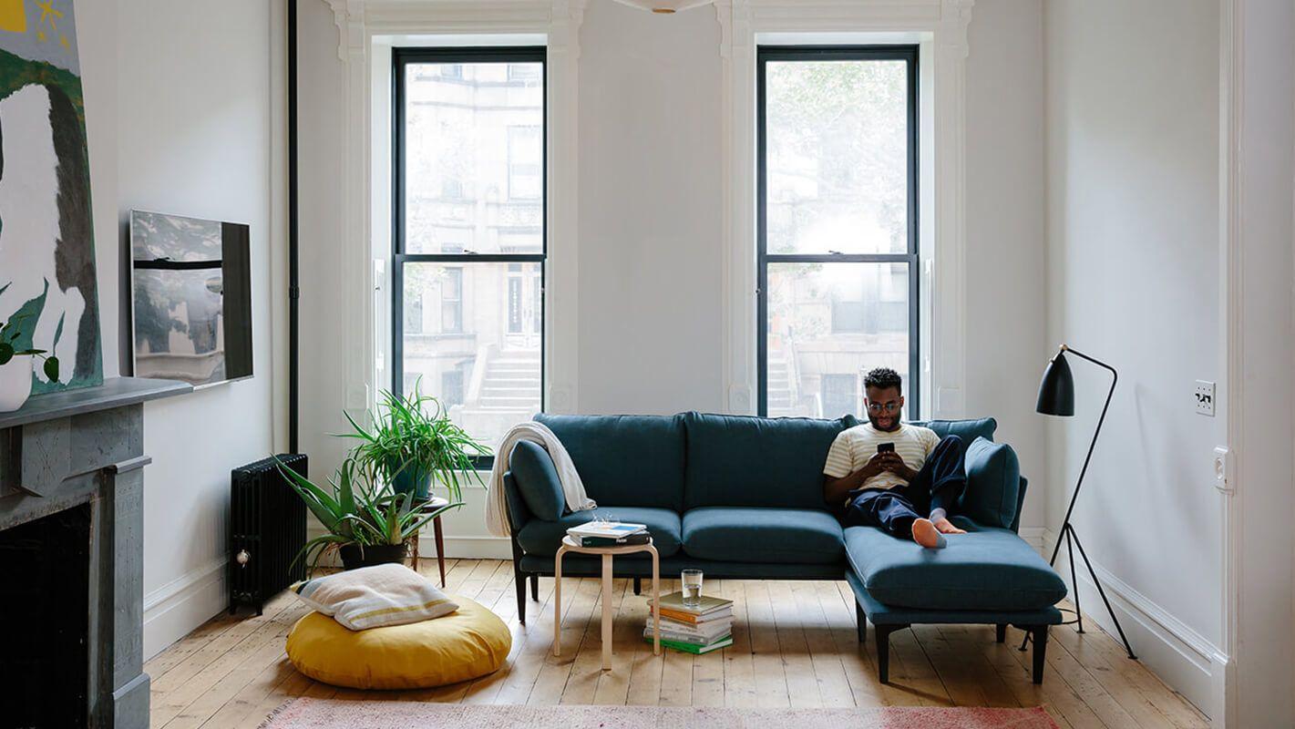 12 Best Flat-Pack Sofas: Campaign, Joybird, Burrow 12  The